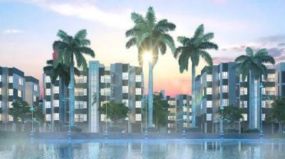 Gallery Cover Image of 443 Sq.ft 1 RK Apartment for buy in Lake Life Township, Joka for 1041050