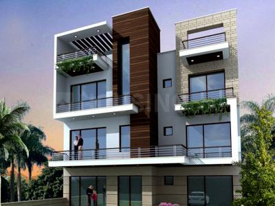 Gallery Cover Image of 1080 Sq.ft 2 BHK Apartment for rent in Realty Vision/Brij Vihar, Surya Nagar for 10000