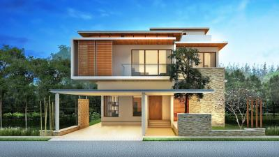 Gallery Cover Pic of Mantri Signature Villa