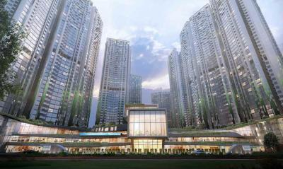Gallery Cover Image of 1282 Sq.ft 3 BHK Apartment for buy in Adhiraj Capital City Tower Oreka, Kharghar for 13000000