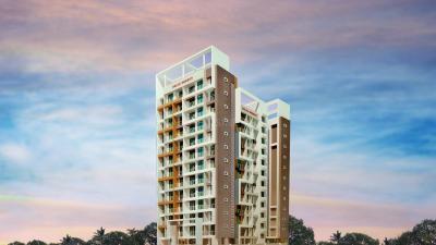 Gallery Cover Image of 1150 Sq.ft 2 BHK Apartment for rent in Reliable Balaji Shrishti, Kalamboli for 18000