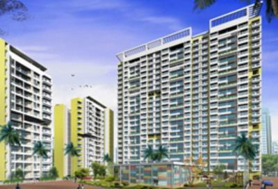 Gallery Cover Image of 730 Sq.ft 1 BHK Apartment for buy in Kanungo Garden City, Mira Road East for 6930000
