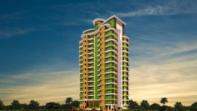 Gallery Cover Image of 1000 Sq.ft 2 BHK Apartment for rent in Raj Atlantis II, Mira Road East for 20000