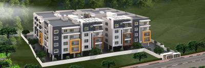 Gallery Cover Image of 1320 Sq.ft 3 BHK Apartment for buy in Srivara Vivanta, Subramanyapura for 7460640