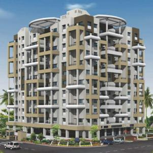 Gallery Cover Image of 1267 Sq.ft 2 BHK Apartment for rent in Sairang, Kothrud for 29000