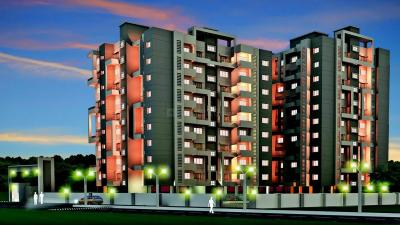 Gallery Cover Image of 919 Sq.ft 2 BHK Apartment for rent in Spring Woods, Hinjewadi for 13000