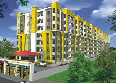 Gallery Cover Image of 1359 Sq.ft 3 BHK Apartment for buy in Sri Tirumala Symphony, Chikkathoguru Village for 4700000
