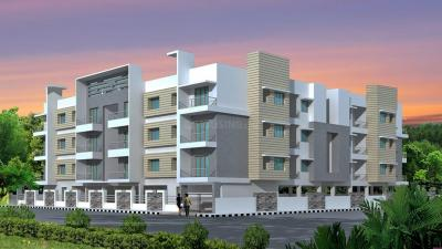 Gallery Cover Image of 650 Sq.ft 1 BHK Independent House for rent in Vijaya Nagar, Velachery for 7500