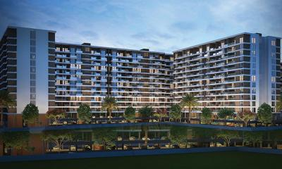 Gallery Cover Image of 891 Sq.ft 2 BHK Apartment for buy in Shree Sonigara Signature Park, Thergaon for 4700000