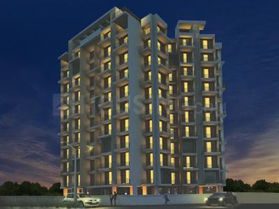 Gallery Cover Image of 1855 Sq.ft 3 BHK Apartment for rent in Progressive Meera Aagan, Ulwe for 32000
