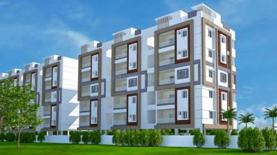 Gallery Cover Image of 1500 Sq.ft 3 BHK Apartment for rent in EAPL Sri Tirumala Millennium, Nacharam for 15000