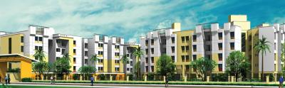 Gallery Cover Image of 755 Sq.ft 2 BHK Apartment for rent in Arihant Frangipani, Siruseri for 10000