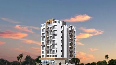 Gallery Cover Image of 1080 Sq.ft 2 BHK Apartment for rent in Platinum Royale, Ulwe for 12000