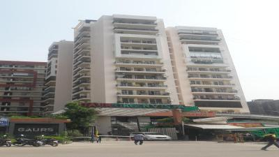 Gallery Cover Image of 1090 Sq.ft 2 BHK Apartment for buy in Gaursons Hi Tech Green Vista, Nyay Khand for 5500000