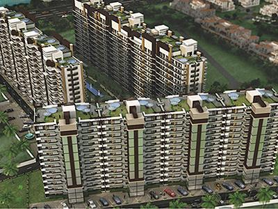 Gallery Cover Pic of Savera Girisa Towers 2