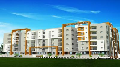 Gallery Cover Image of 1389 Sq.ft 3 BHK Apartment for buy in Vasavi Square, Quthbullapur for 8500000