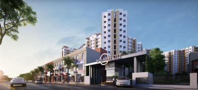 Gallery Cover Image of 275 Sq.ft 1 BHK Apartment for buy in Solaris City Serampore, Serampore for 759773