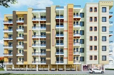 Gallery Cover Image of 900 Sq.ft 2 BHK Apartment for buy in Satyam Paradise, Sector 121 for 3200000