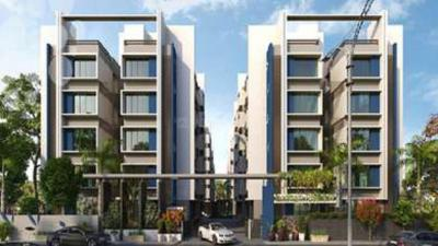 Gallery Cover Image of 1341 Sq.ft 2 BHK Apartment for buy in Landmark Harmony, Sargasan for 4350000