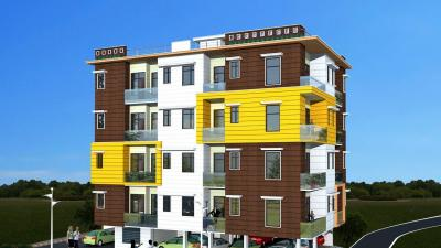 Gallery Cover Pic of HS3 Nirmal Infrastructure Nirmal Residency