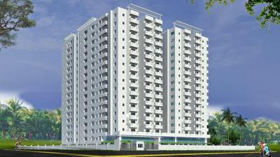 Gallery Cover Image of 1369 Sq.ft 2 BHK Apartment for rent in GR Heights, Gottigere for 20000