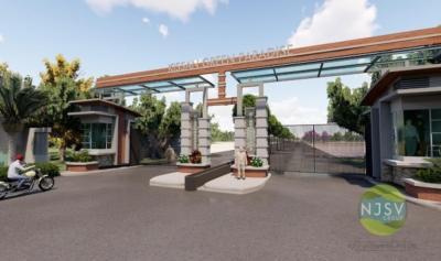 Residential Lands for Sale in NJSV Enterprises Kissan Green Paradise
