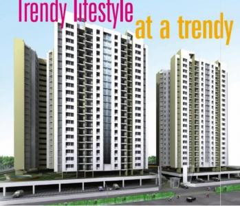Gallery Cover Image of 700 Sq.ft 1 BHK Apartment for rent in Amanora Trendy Homes, Hadapsar for 15000