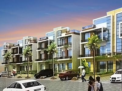 Gallery Cover Pic of Retreat The Saffron Homes - 3