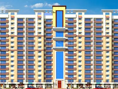 Gallery Cover Image of 410 Sq.ft 1 RK Apartment for buy in Veer Yashwant Viva Township, Nalasopara East for 2300000