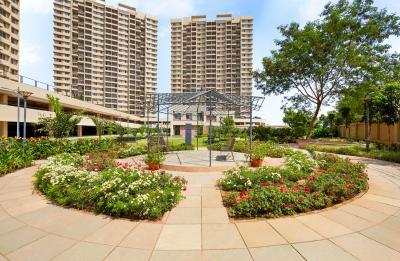 Gallery Cover Image of 750 Sq.ft 1 BHK Apartment for rent in Kolte Patil Life Republic Sector R3 3rd Avenue E Building, Hinjewadi for 10000