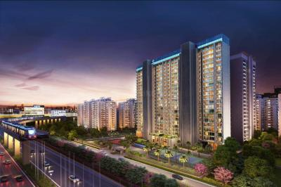 Gallery Cover Image of 2300 Sq.ft 2 BHK Independent Floor for buy in Suncity Platinum Towers, Sushant Lok I for 31280000