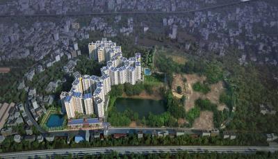 Gallery Cover Image of 620 Sq.ft 2 BHK Apartment for buy in Eden Solaris City Serampore, Serampore for 1684717