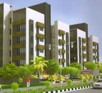 Gallery Cover Image of 792 Sq.ft 1 BHK Apartment for buy in Sthapatya Infracon Sthapan 2, Sector 6 for 2200000