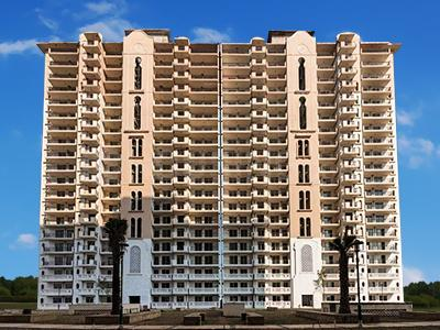 Gallery Cover Image of 1500 Sq.ft 2 BHK Apartment for rent in DLF Express Greens, Manesar for 16000