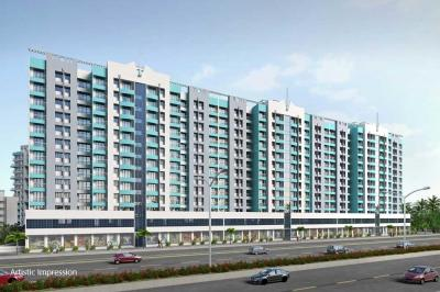 Gallery Cover Image of 900 Sq.ft 1 BHK Apartment for buy in Arihant City, Bhiwandi for 4300000
