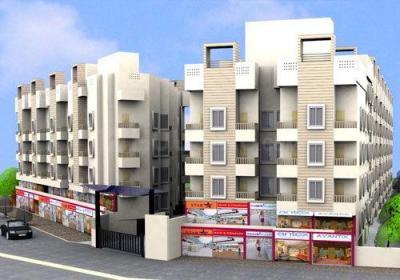 Gallery Cover Image of 700 Sq.ft 1 BHK Apartment for buy in Sun Suryoday 2 by Sun Buildcon, Ghatlodiya for 3300000
