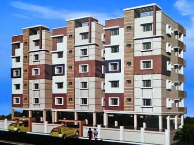 Gallery Cover Image of 1175 Sq.ft 2 BHK Apartment for buy in Sai Anusha Pride, Kukatpally for 6100000