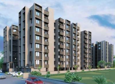 Gallery Cover Image of 1100 Sq.ft 3 BHK Apartment for rent in Keshavpriya Naroda Smart City, Nava Naroda for 8500
