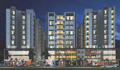 Gallery Cover Image of 1200 Sq.ft 2 BHK Apartment for buy in KGB KB Phoenix, Chandkheda for 3400000