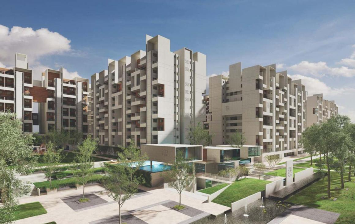 Gallery Cover Pic of Rohan Abhilasha Building D