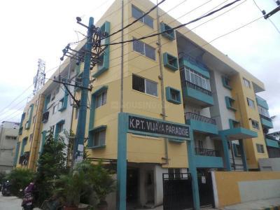 Gallery Cover Image of 1300 Sq.ft 3 BHK Apartment for rent in KPT Vijaya Paradise, Kamala Nagar for 20000