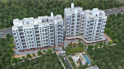 Gallery Cover Image of 1020 Sq.ft 2 BHK Apartment for buy in Sukhwani Panorama, Sus for 6400000