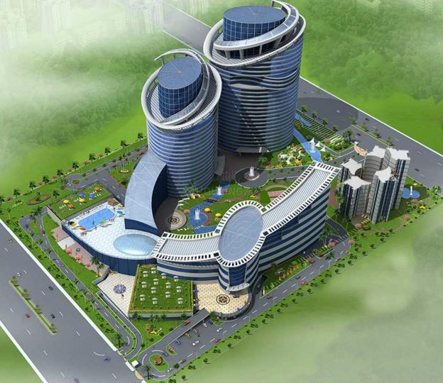 Gallery Cover Pic of Amrapali Tech Park IT Phase 1 A