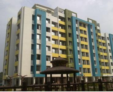 Gallery Cover Image of 1000 Sq.ft 2 BHK Apartment for buy in Bidker Pawan Paradise, Vasai East for 6500000