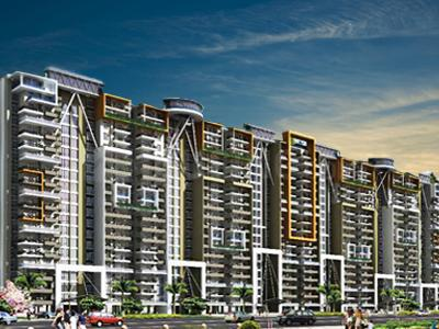 Gallery Cover Image of 1050 Sq.ft 2 BHK Independent Floor for buy in Sare Green Parc Petioles, Sector 92 for 5500000