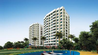 Gallery Cover Image of 1100 Sq.ft 2 BHK Apartment for buy in Vascon Ela, Hadapsar for 7500000