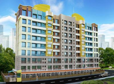 Gallery Cover Image of 600 Sq.ft 1 BHK Apartment for buy in Dedhia Daffodils, Dahisar West for 9400000