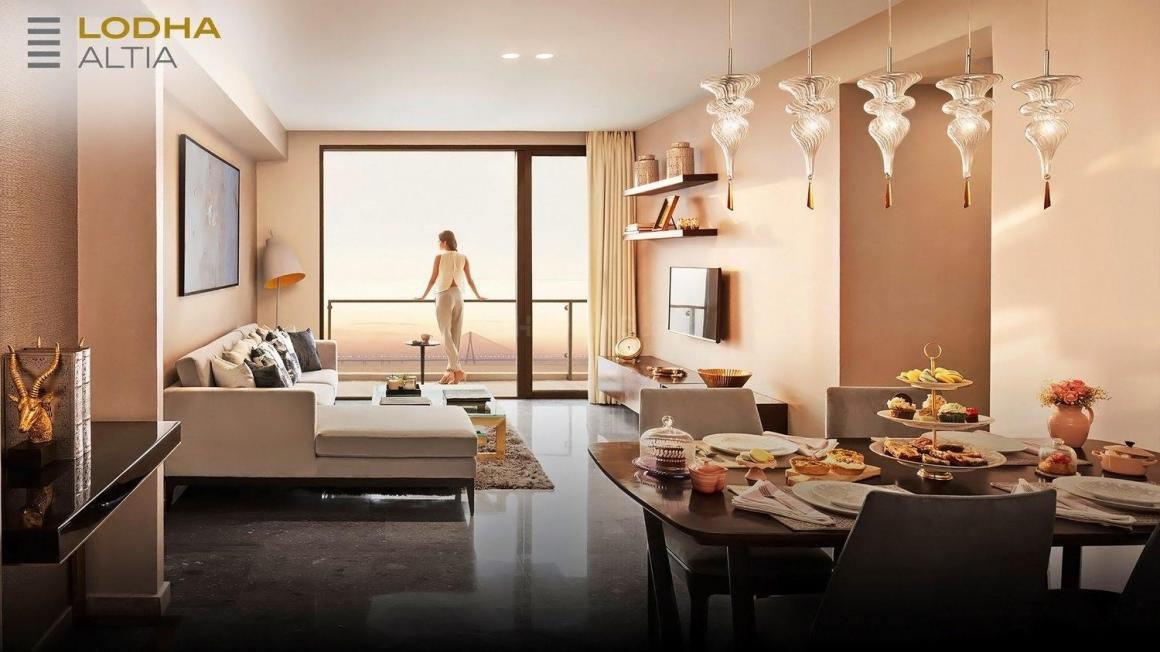 Gallery Cover Pic of Lodha New Cuffe Parade Lodha Altia