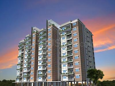 Gallery Cover Image of 1710 Sq.ft 3 BHK Apartment for buy in K Raheja Vistas, Nacharam for 9900000