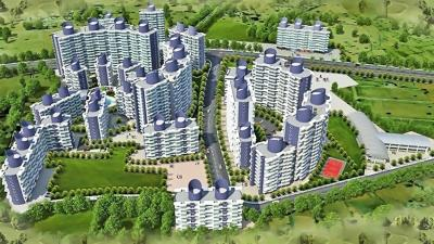 Gallery Cover Image of 950 Sq.ft 2 BHK Apartment for buy in Tharwani Vedant Millenia, Titwala for 4200000